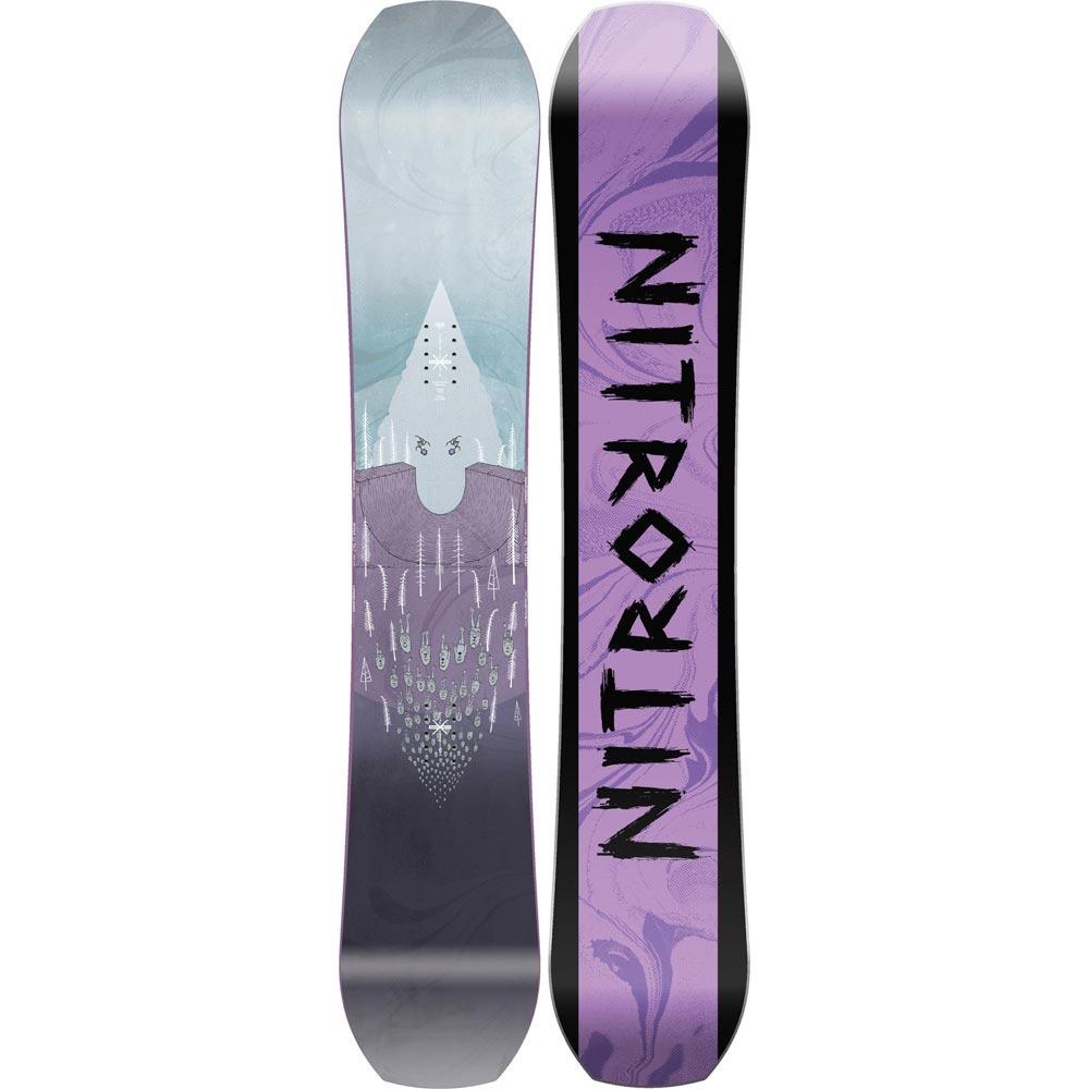 Nitro T3 Men's Snowboard