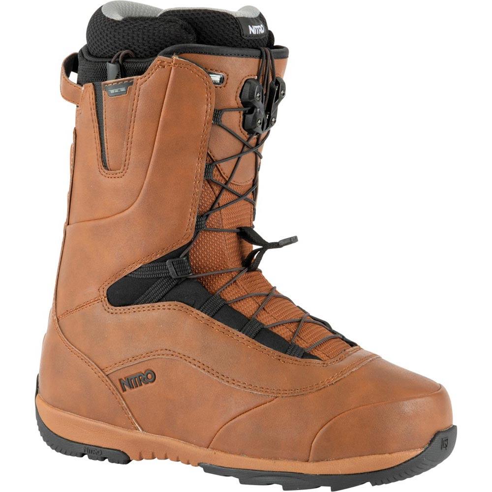 Nitro Venture Tls Brown Men's Snowboard Boots
