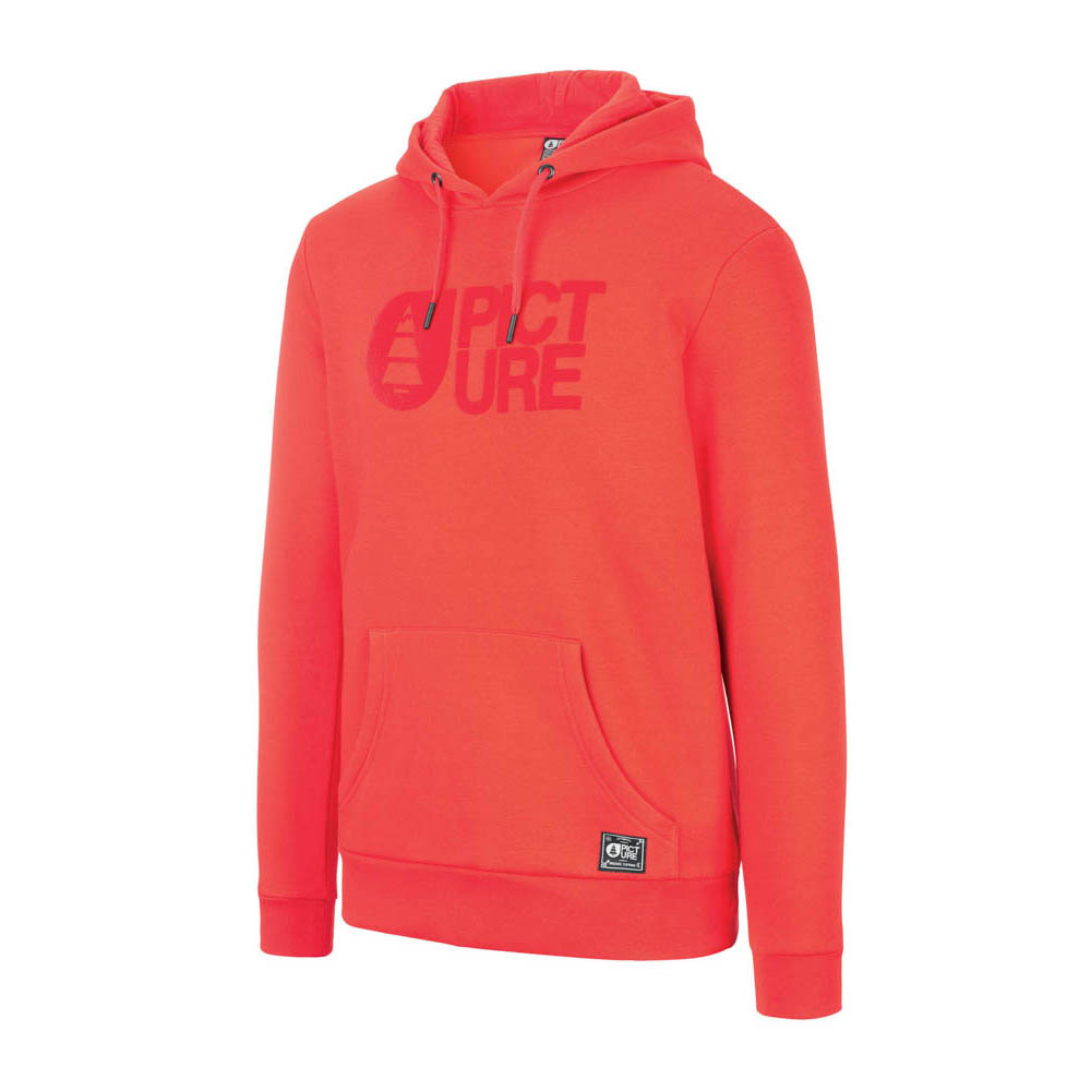 Picture Basement Flork Red Men's Hoodie