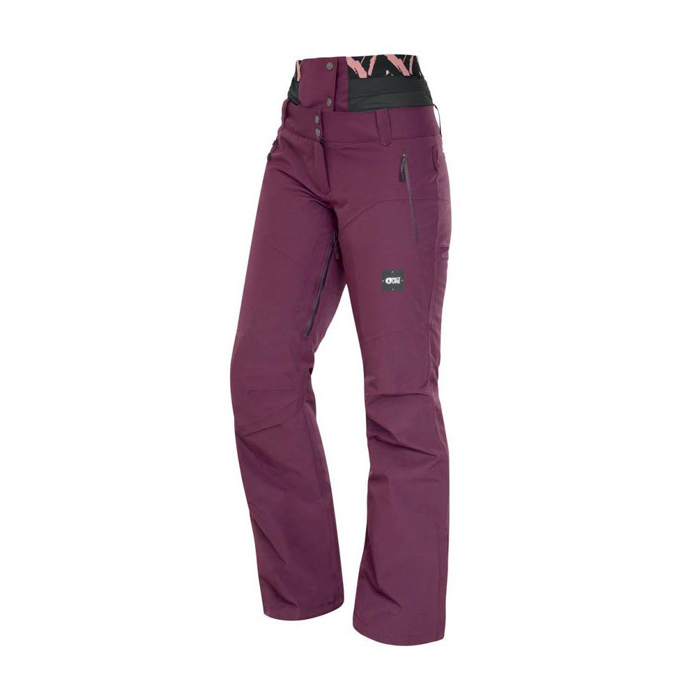 Picture Exa Burgundy Women's Snow Pants