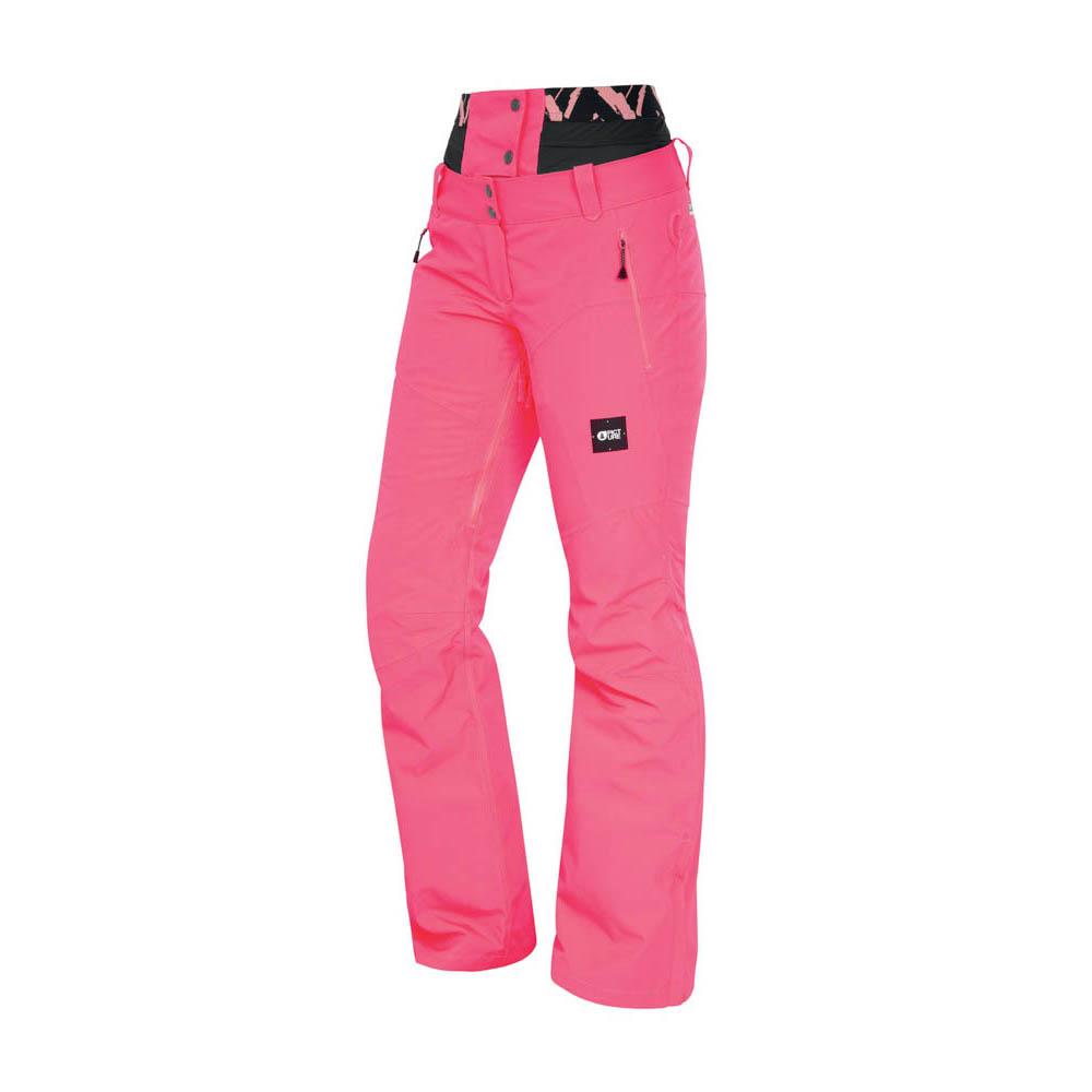 Picture Exa Neon Pink Women's Snow Pants