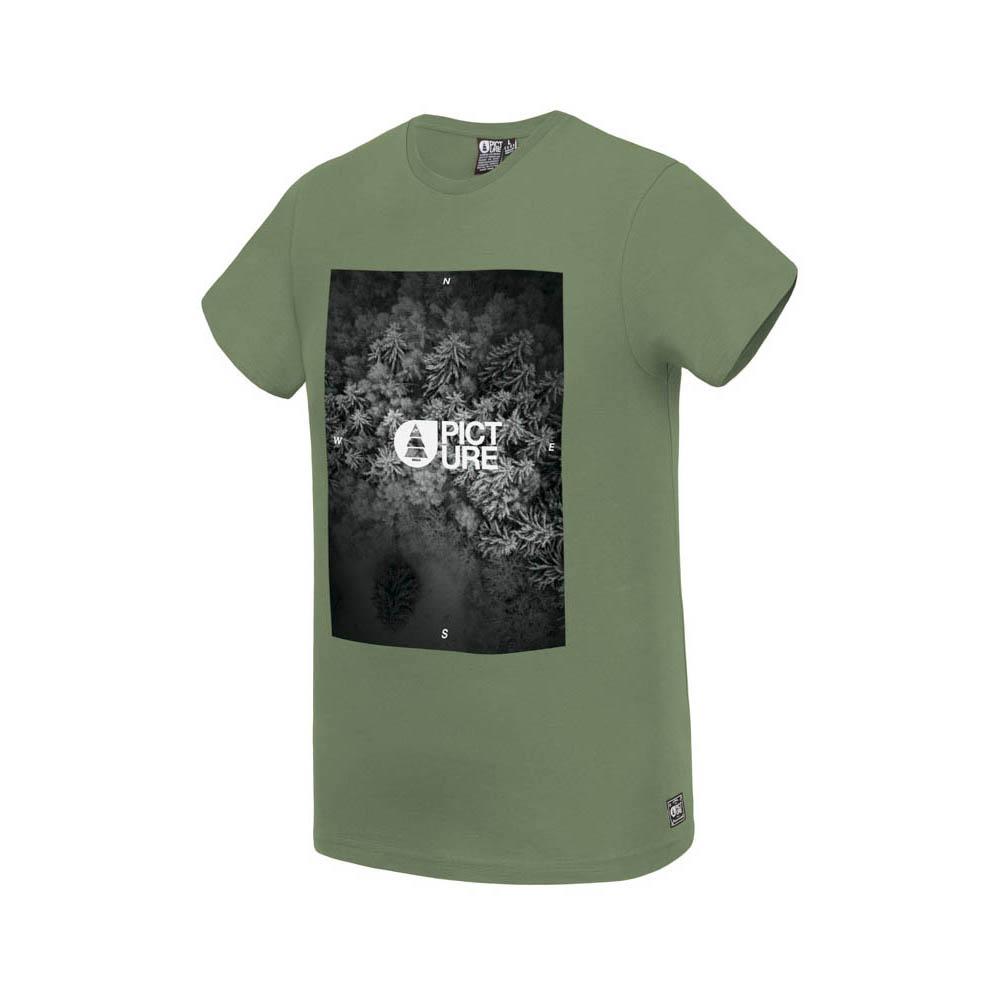 Picture Jasper Army Green Ανδρικό T-Shirt