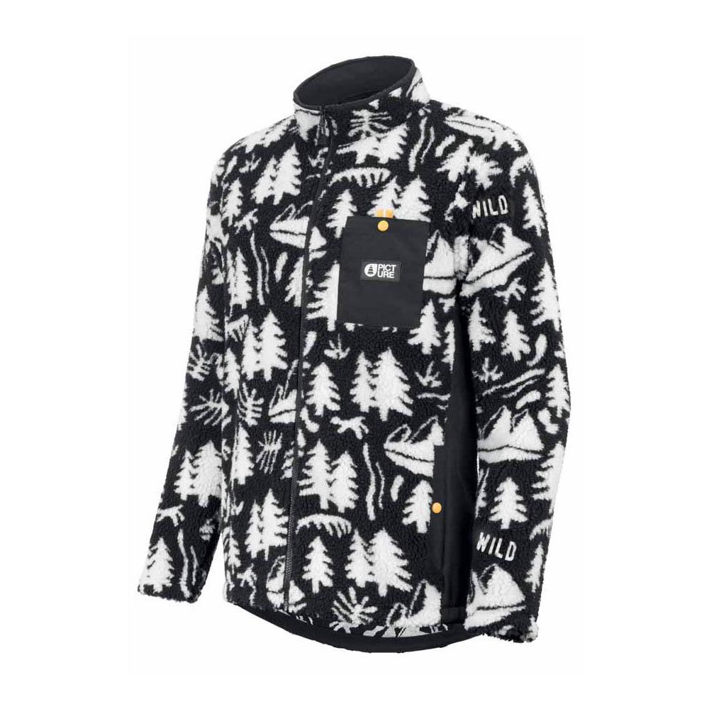 Picture Murphy Camp Print Men's Jacket