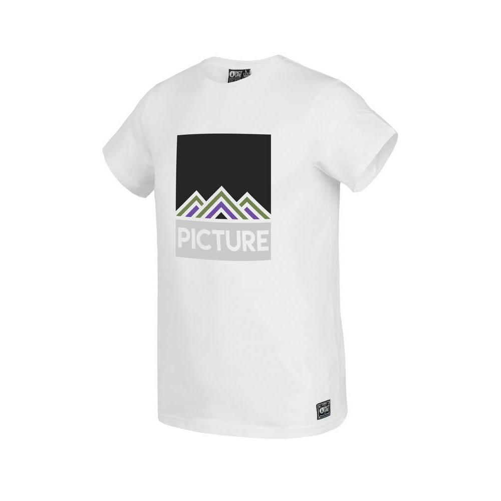 Picture Peaket White Men's T-Shirt