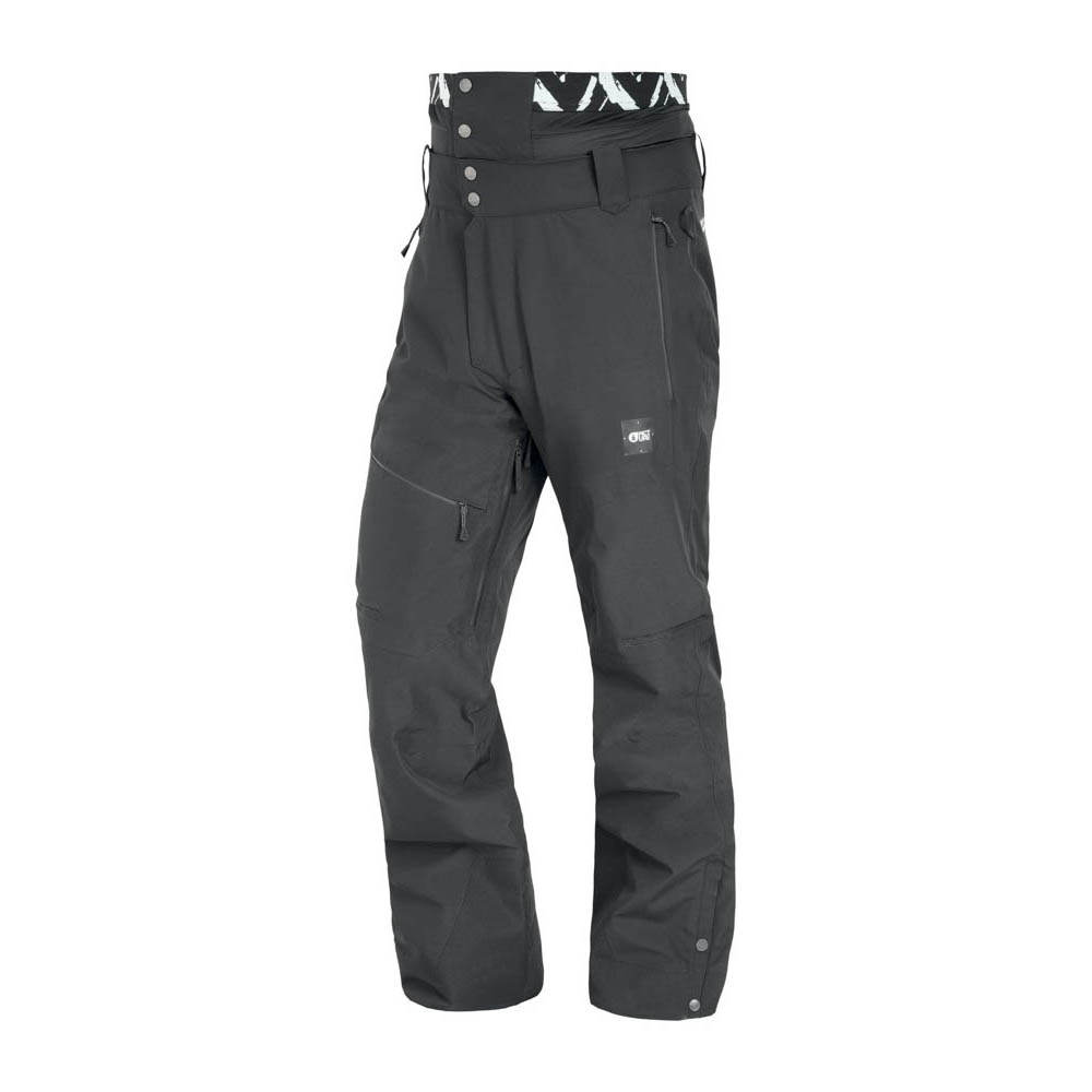Picture Track Black Men's Snow Pants