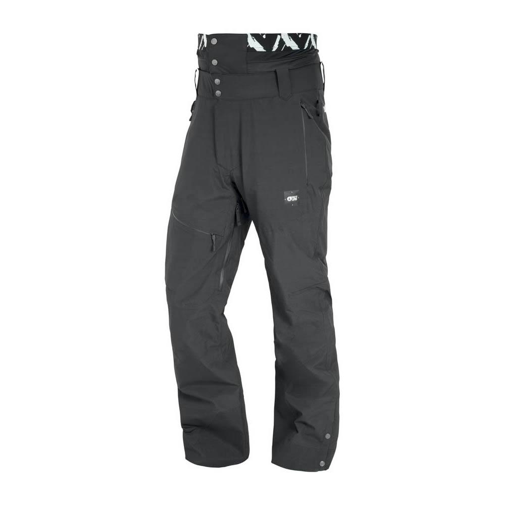 Picture Track Black Ripstop Men's Snow Pants