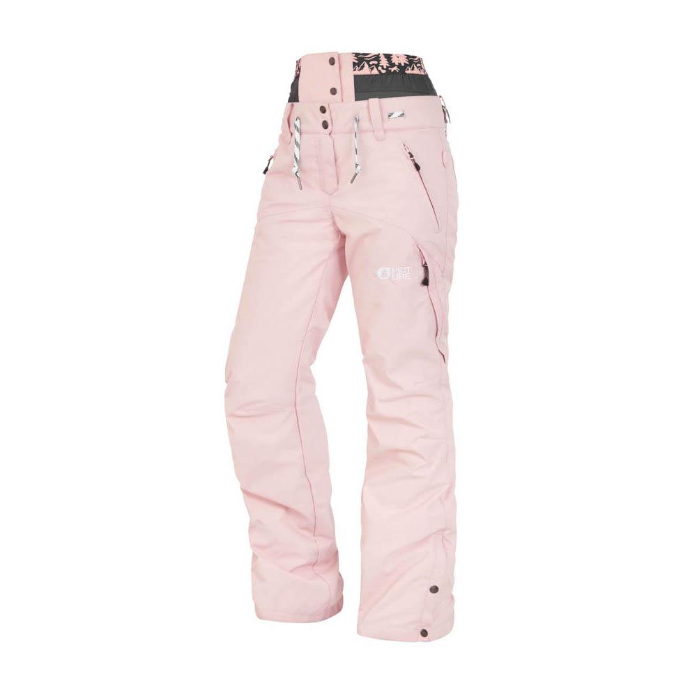 Picture Treva Pink Women's Snow Pants
