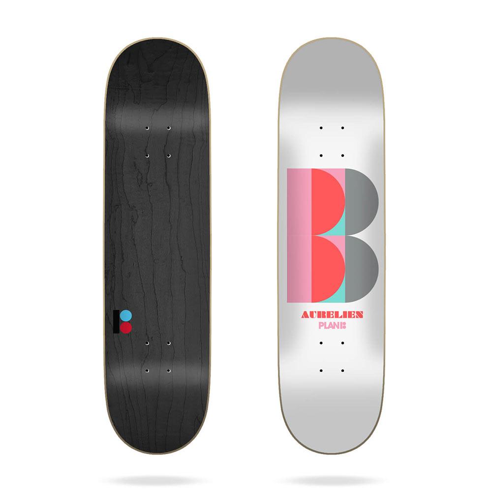 Plan B Aurelien Deco 8.25 Skate Deck