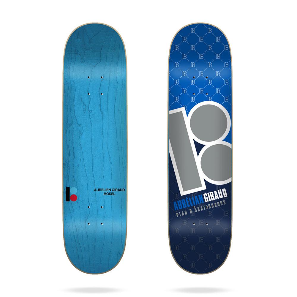 Plan B Corner Aurelien 8.0'' Skate Deck