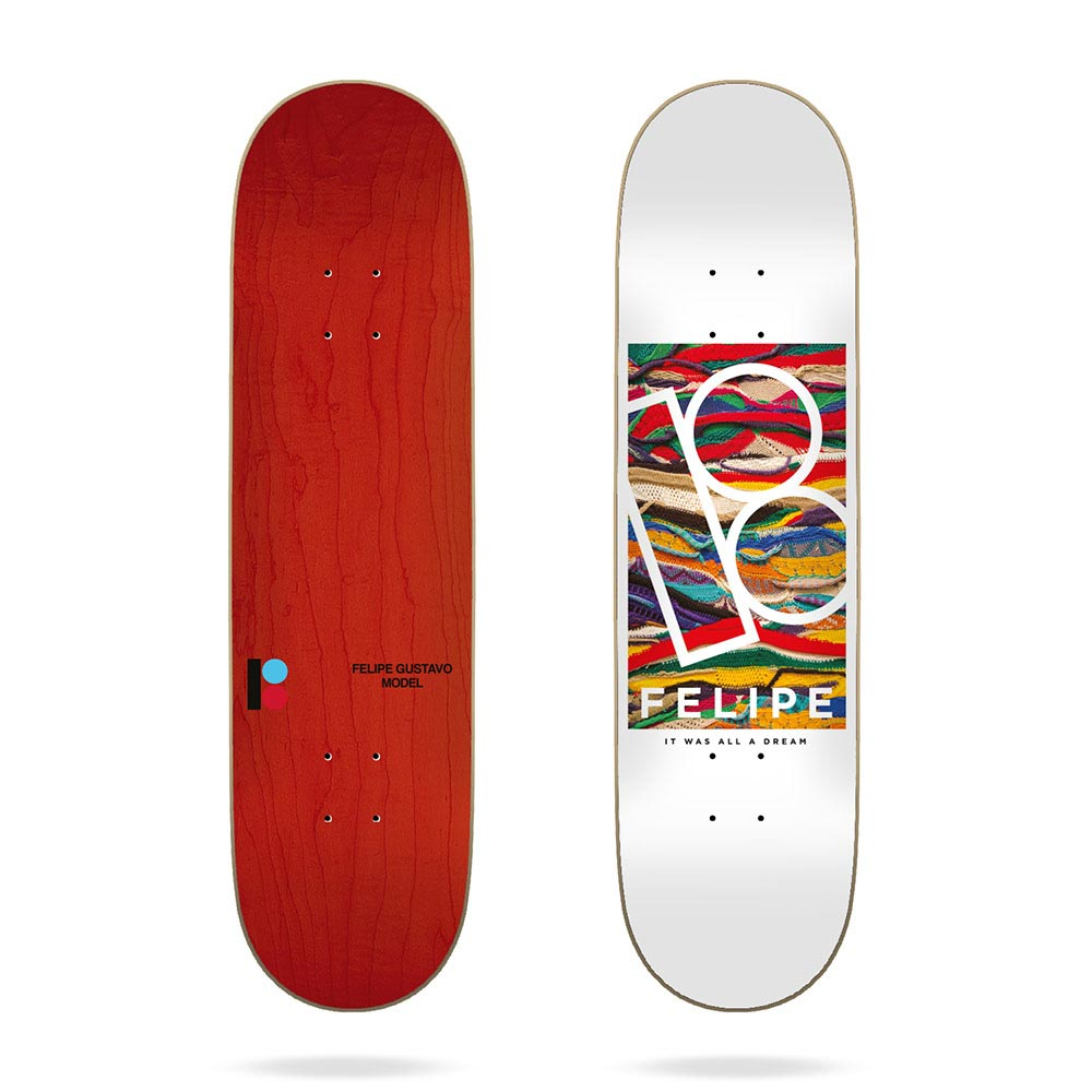 Plan B Felipe Koogie Σανίδα Skateboard