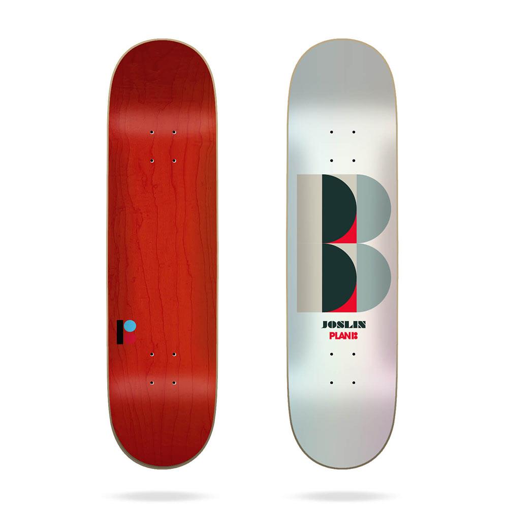 Plan B Joslin Deco Skate Deck
