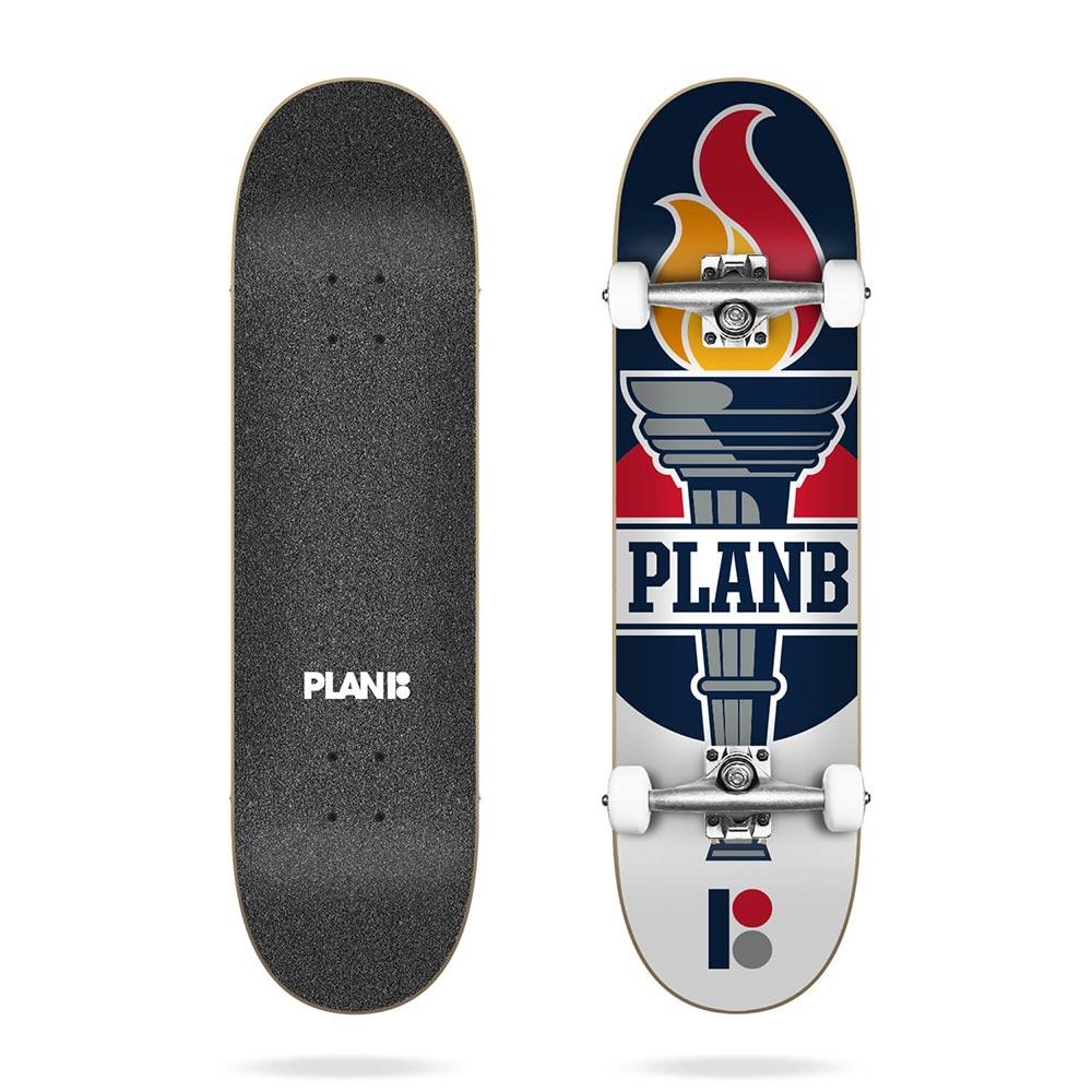 Plan B Legend 8.0'' Complete Skateboard