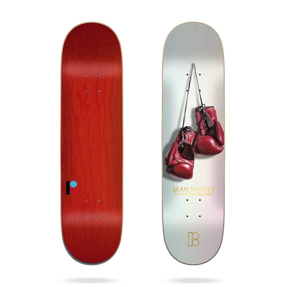 Plan B Sheffey Undisputed Skate Deck