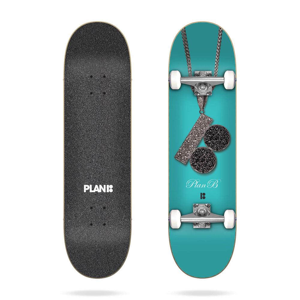 Plan B Team Chain 8.0'' Complete Skateboard