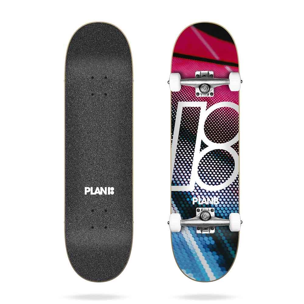 Plan B Team Multiverse 7.75'' Complete Skateboard
