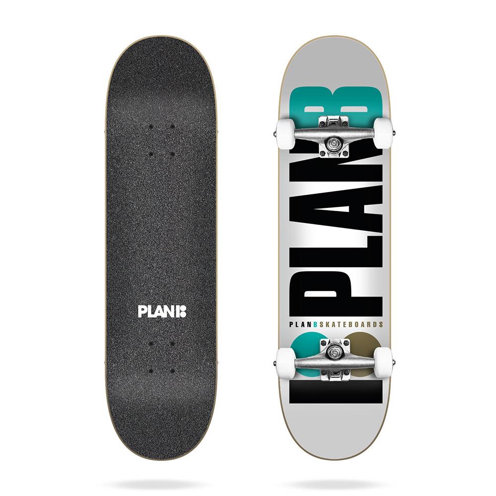 Plan B Team Og 7.75 Complete Skateboard