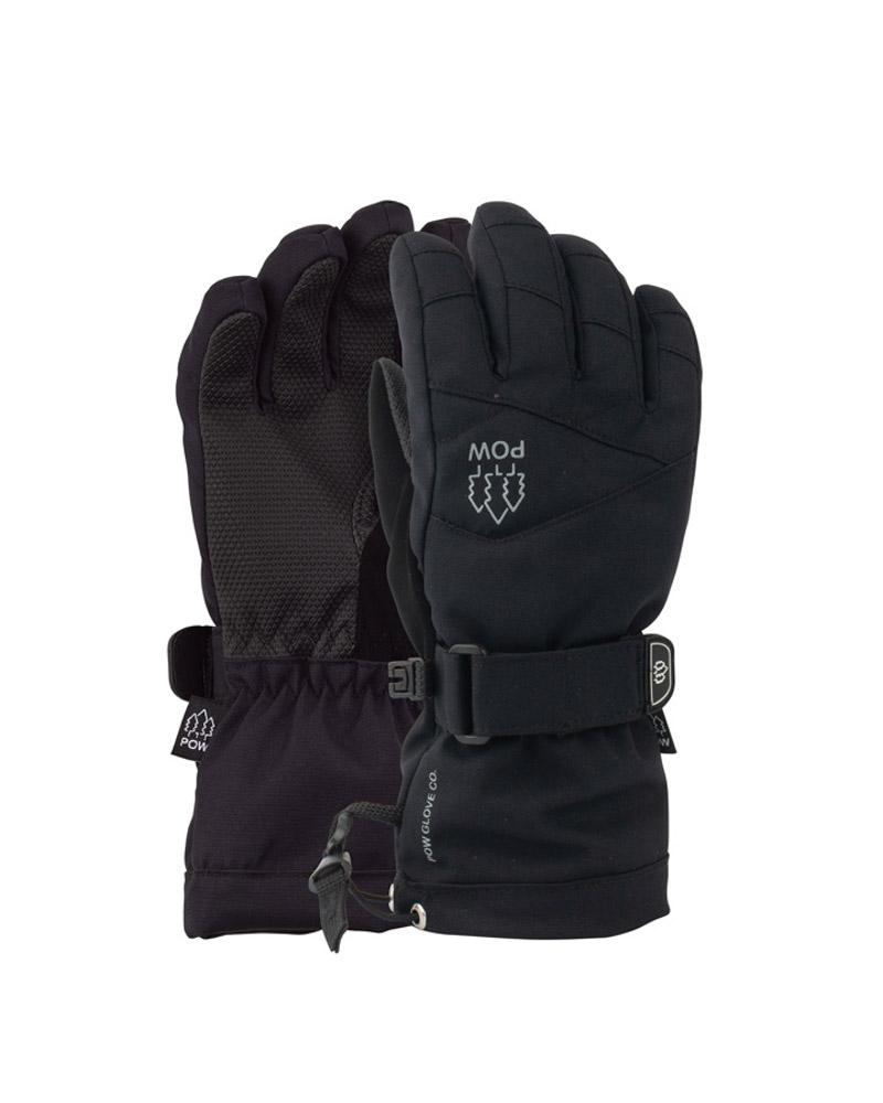 Pow Ascend Kid's Glove Black