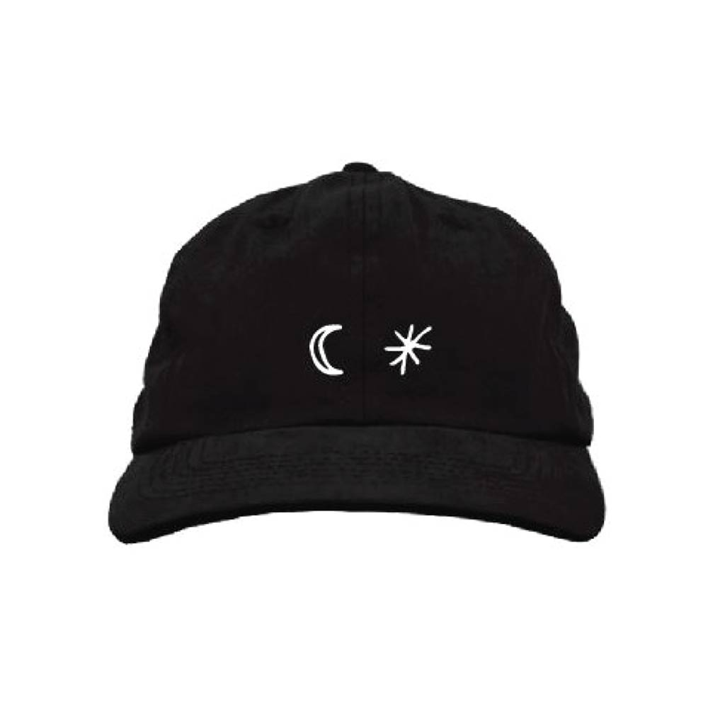 Screw Loose Solstice Dad Hat Black