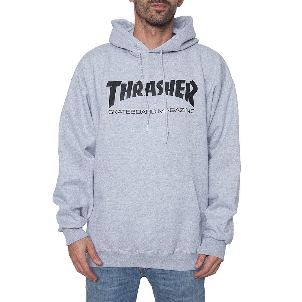Thrasher Skate Mag Grey Men's Hoodie