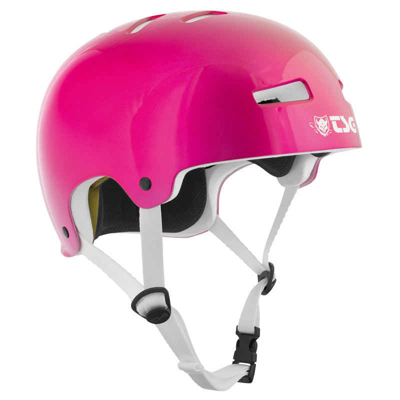 TSG EVOLUTION SOLID COLOR GLOSS PINK ΓΥΝΑΙΚΕΙΟ ΚΡΑΝΟΣ