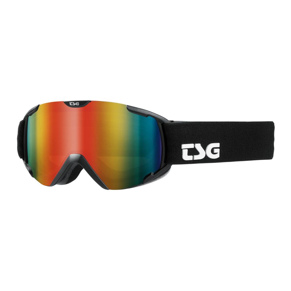 TSG Goggle Expert 2.0 Solid Black