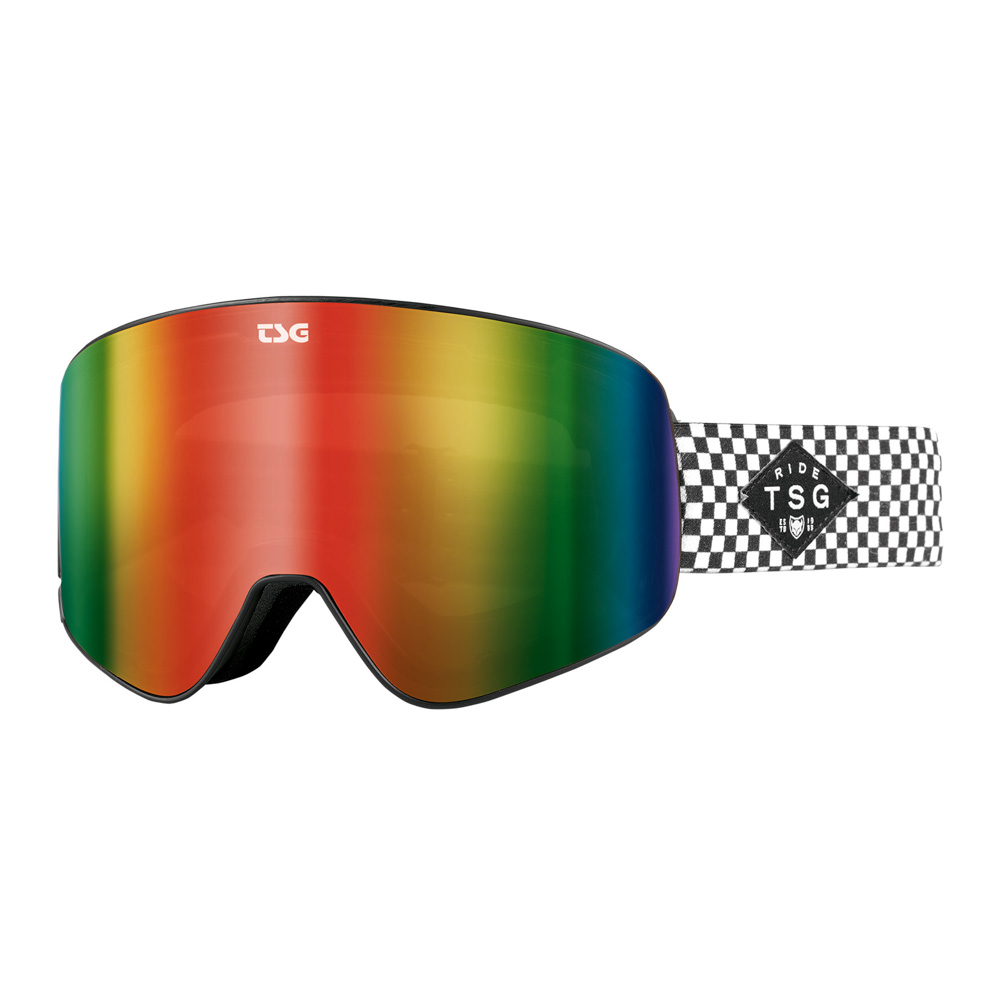 TSG Goggle Four Lowchecker Snow Μάσκα