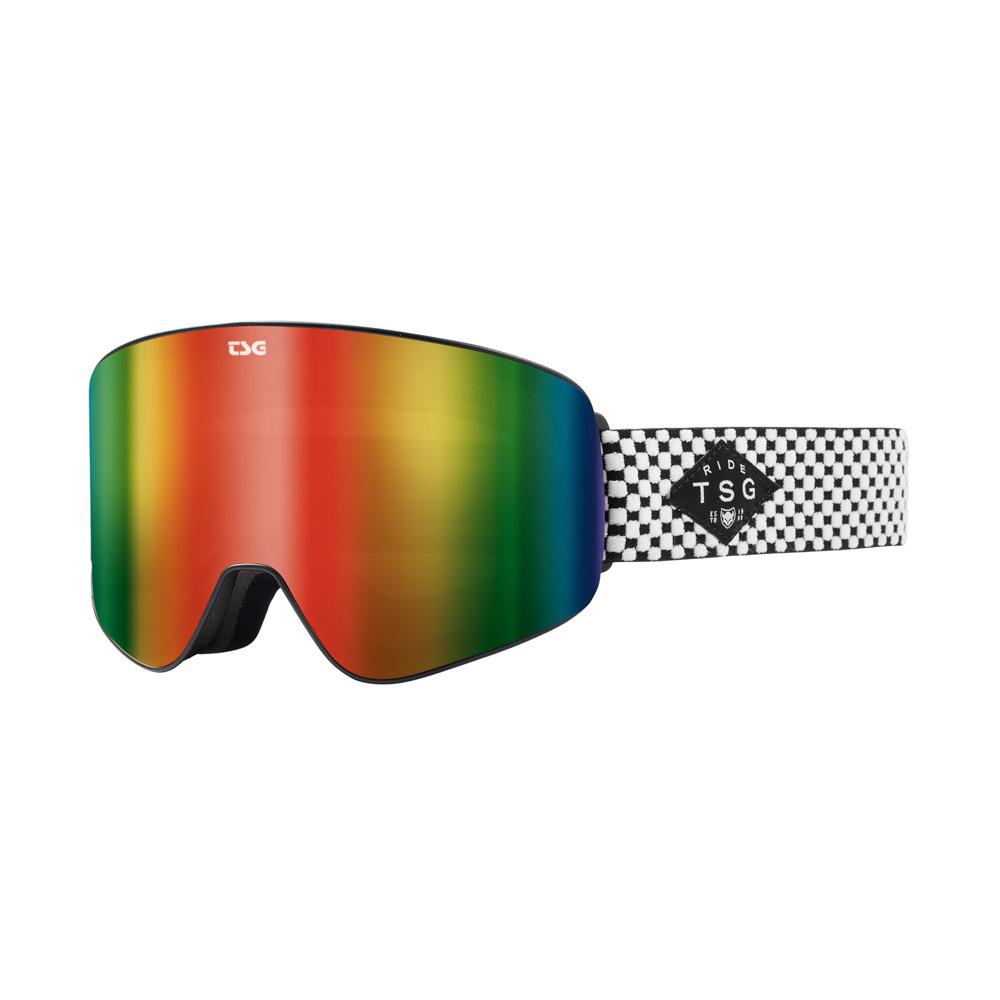 TSG Goggle Four S Lowchecker Snow Μάσκα
