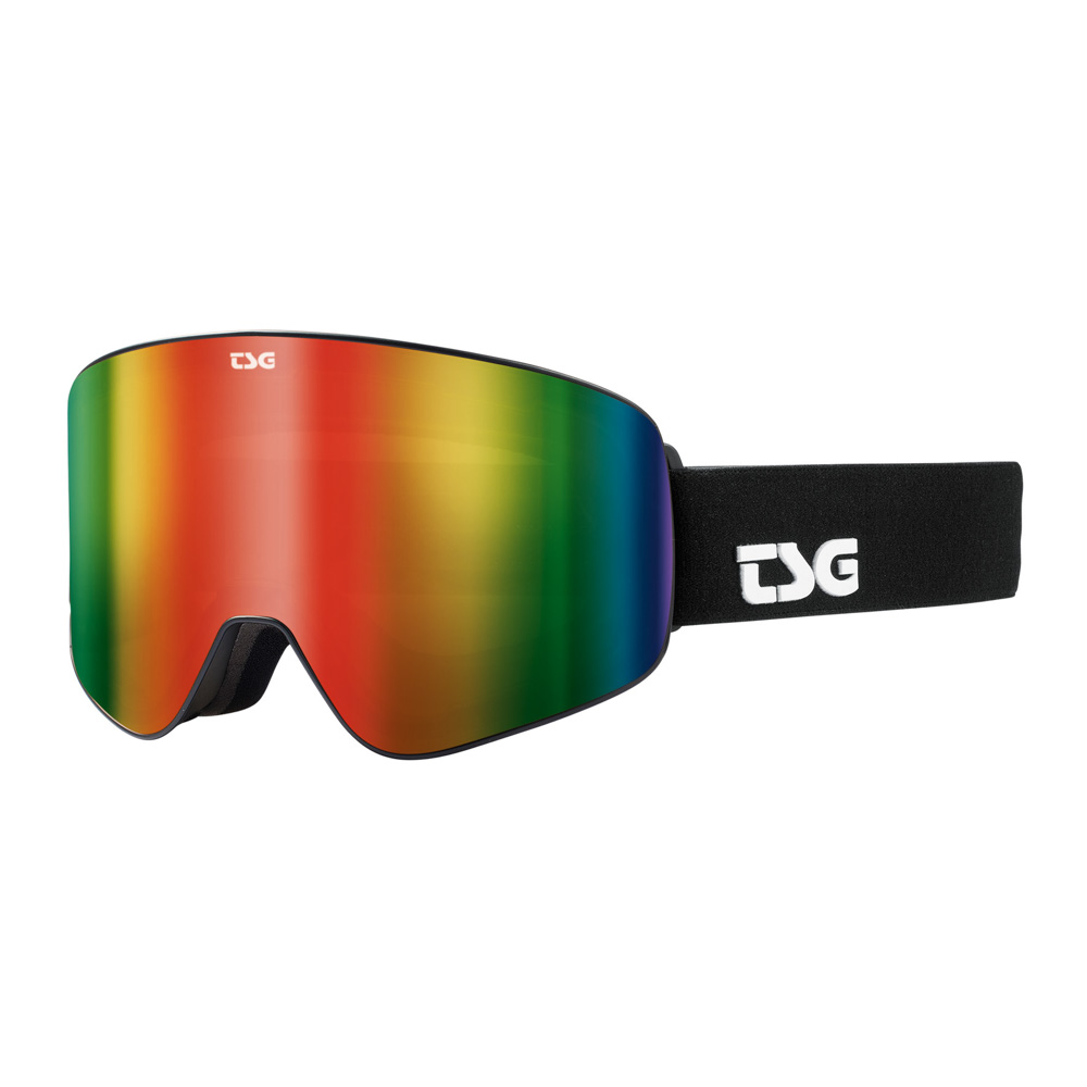 TSG Goggle Four Solid Black