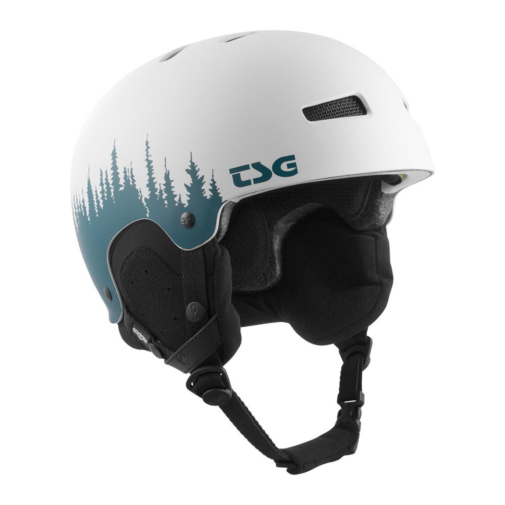 TSG Gravity Graphic Design Trees Helmet