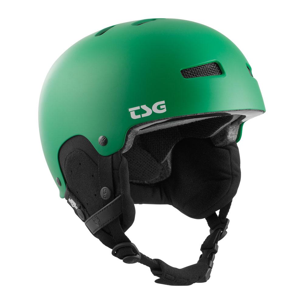 TSG Gravity Youth Solid Color Satin Dragon Green Παιδικό Κράνος