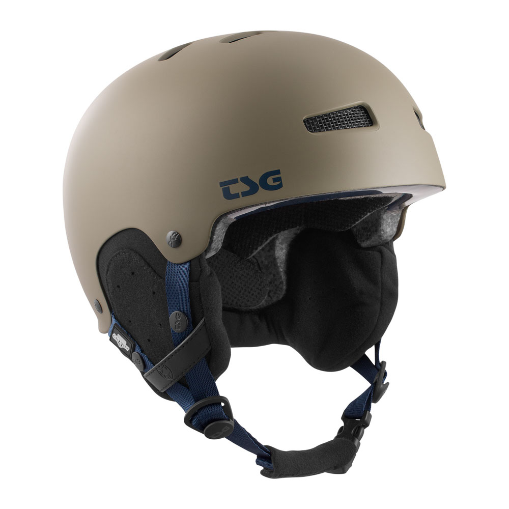 TSG Gravity Youth Solid Color Satin Dusky Amber  Helmet