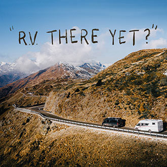 Nitro Snowboards presents - R.V. THERE YET? | A Snowboard Road Trip