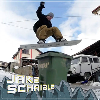 Stinky Movie - Jake Schaible Full Part