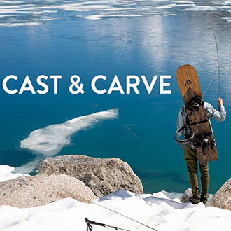 JONES Presents: Cast and Carve