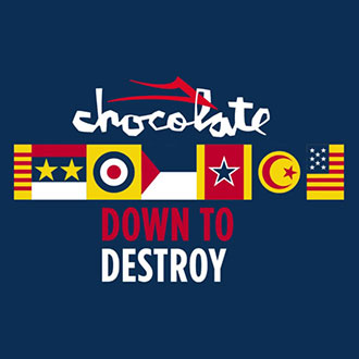 Lakai and Chocolate Down to Destroy
