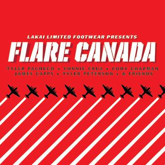 Lakai Flare Canada