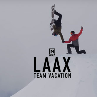 NITRO TEAM VACATION - LAAX, Switzerland