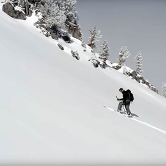 Jones x Spark R&D - OUT HERE Ep. 2 - Splitboarding In The Wasatch With Chris Coulter