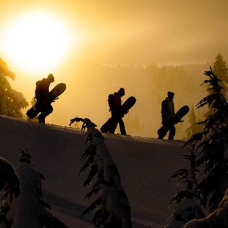 JONES Snowboards presents: The Lodge Boys