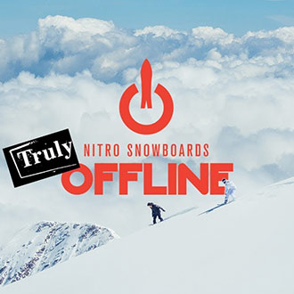 Truly Offline – An Extended Release Of Volcom X Nitro Offline Clip