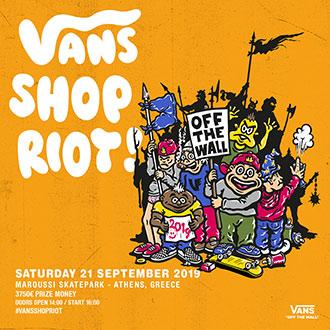 Vans Shop Riot 2019 Greece Video